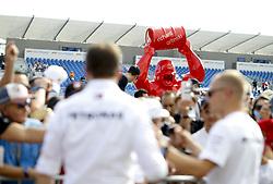 June 21, 2018 - Le Castellet, France - Motorsports: FIA Formula One World Championship 2018, Grand Prix of France, ..Fans  (Credit Image: © Hoch Zwei via ZUMA Wire)