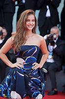 Barbara Palvin at the First Man Premiere, Opening Ceremony and Lifetime Achievement Award To Vanessa Redgrave at the 75th Venice Film Festival, Sala Grande on Wednesday 29th August 2018, Venice Lido, Italy.