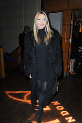 CAPRICE BOURRET at a party to celebrate the 10th anniversary of the Myla lingerie brand held at Almada, 17 Berkeley Street, London on 17th November 2010.