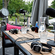 NL/Amsterdam/20200819 -  Podcast en Chill met Najib Amhali,