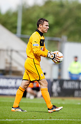 Raith Rover's David McGurn..Falkirk v Raith Rovers, 18/8/2012..