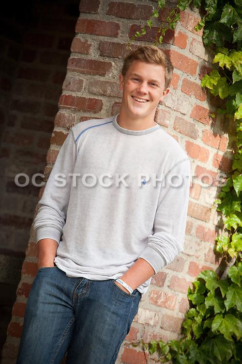 Attractive High School Graduate