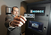 Vincent Mehdizadeh, CEO and founder of MedBox
