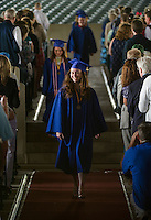 Gilford High School Graduation at Meadowbrook.  Karen Bobotas for the Laconia Daily Sun