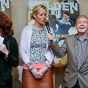NLD/Volendam/20130208 - Presentatie Helden 17, Barabara Barend en Frits Barend, Wieteke Cramer