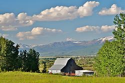 Teton Valley Wyoming