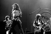 John Bonham - Led Zeppelin at Earls Court Arena in London in May 1975