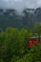 Residence & Mount Juneau