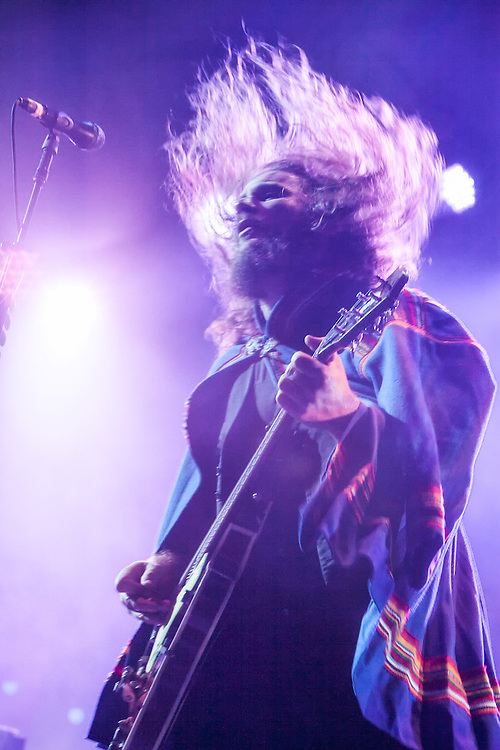 My Morning Jacket performs at The Greek Theater - Berkeley, CA - 9/15/12