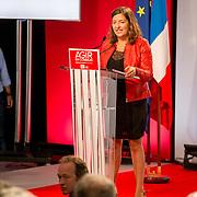 Laura Slimani - présidente des jeunes socialistes