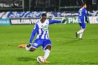 Fabien Tchenkoua - 21.01.2015 - Boulogne / Grenoble - Coupe de France<br />Photo : Philippe le Brech / Icon Sport