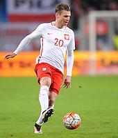 2016.03.23 Poznan<br /> Pilka Nozna Reprezentacja Mecz towarzyski<br /> Polska - Serbia<br /> N/z Lukasz Piszczek<br /> Foto Rafal Rusek / PressFocus<br /> <br /> 2016.03.23 Poznan<br /> Football Friendly Game<br /> Poland - Serbia<br /> Lukasz Piszczek<br /> Credit: Rafal Rusek / PressFocus