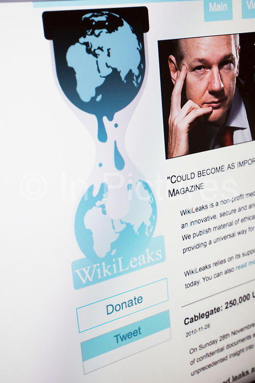 The founder of the whistle-blowing website Wikileaks, Julian Assange, has been arrested by police in London. The 39-year-old Australian, who was the subject of a European arrest warrant, denies allegations he sexually assaulted two women in Sweden. A Wikileaks spokesman said Mr Assange's arrest was an attack on media freedom but it would not stop the release of more secret files.