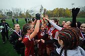 DI Girls Soccer Championship - Colchester vs. Champlain Valley Union 11/3/18