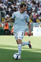 Fotball<br /> Italia<br /> 15.09.2008<br /> Foto: Inside/Digitalsport<br /> NORWAY ONLY<br /> <br /> David Rozehnal (Lazio)<br /> <br /> Campionato Italiano Serie A 2008/2009<br /> Lazio v Sampdoria (2-0)