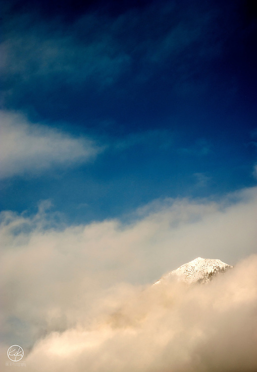 {Colorado : 2014} Sometimes I wish I could hide in the Clouds.