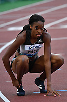 Cassandra TATE CAN 400m Hurdles Women <br /> Roma 03-06-2016 Stadio Olimpico <br /> IAAF Diamond League Golden Gala <br /> Atletica Leggera<br /> Foto Andrea Staccioli / Insidefoto