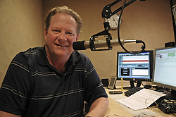 July 5, 2018 - FILE - Liberal firebrand and former MSNBC host ED SCHULTZ,  who most recently anchored a show for a Russian-funded media organization, died on today. He was 64. Ed Schultz passed quietly early morning on July 5 at his home in Washington, D.C. of natural causes. PICTURED: Aug. 16, 2011 - Eden Prairie, Minnesota, U.S. - Radio talk show host Ed Schultz sits in the studio of KTNF 950 radio. (Credit Image: © Richard Sennott/Minneapolis Star Tribune/TNS/ZUMAPRESS.com) (Credit Image: © Richard Sennott/Minneapolis Star Tribune/ZUMAPRESS.com)