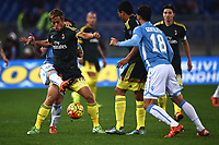 Keisuke Honda Milan <br /> Roma 01-11-2015 Stadio Olimpico Football Calcio Serie A 2015/2016 Lazio - Milan Foto Andrea Staccioli / Insidefoto