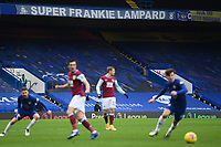 Football - 2020 / 2021 Premier League - Chelsea vs Burnley - Stamford Bridge<br /> <br /> A banner showing support for former manager Frank Lampard displayed in the Matthew Harding stand.<br /> <br /> COLORSPORT/ASHLEY WESTERN