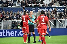 Bordeaux vs Montpellier - 18 March 2017