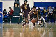 NEW YORK, NY JANUARY 28:  2017 SNY Invitational tournament held at City College of New York (CCNY). NOTE TO USER: Mandatory Copyright Notice: Photo by Jon Lopez
