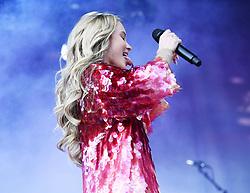 June 1, 2017 - Stockholm, Sweden - Zara Larsson in concert at Gröna Lund, Stockholm, Sweden 2017-06-01..(c) Karin Törnblom / IBL Bildbyrà (Credit Image: © Karin TöRnblom/IBL via ZUMA Press)