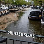 20170524 Hekwerk Prinsensluis Amsterdam