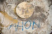Ghent, Belgium, Jun 16, 2009, Bronzefoundry De Groeve producing artwok for Johan Tahon. PHOTO © Christophe Vander Eecken Work of the artist Johan TAHON. PHOTO © Christophe Vander Eecken