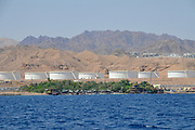 Trans-Israel pipeline also Tipline or Eilat-Ashkelon Pipeline is an oil pipeline in Israel that transported crude oil originating from Iran inside Israel and to Europe. The Crude Oil storage tanks Eilat, Israel