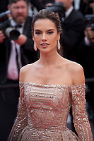 Alessandra Ambrosio at the The Wild Pear Tree (Ahlat Agaci) gala screening at the 71st Cannes Film Festival, Friday 18th May 2018, Cannes, France. Photo credit: Doreen Kennedy