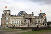 Reichstag building, Berlin, Germany