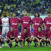 Turkish Soccer...<br /> Turkish Soccer Super League team Elazigspor. Ankara/TURKEY<br /> Photo by Aykut AKICI/TurkSporFoto