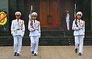 Ho Chi Minh, Museleum - Hanoi