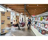 ARCHITECTURE: PUBLIC LIBRARY