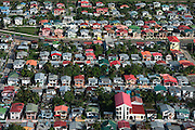 Houses<br /> Near Georgetown<br /> GUYANA<br /> South America