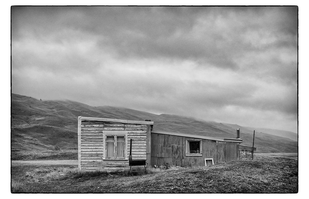 Upper Nevis Valley, Otago.