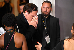 January 5, 2020, Beverly Hills, California, USA: QUENTIN TARANTINO in the Press Room during the 77th Annual Golden Globe Awards, at The Beverly Hilton Hotel. (Credit Image: © Kevin Sullivan via ZUMA Wire)
