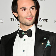 Mark-Francis Vandelli Arrivers at The Global Gift Gala red carpet - Eva Longoria hosts annual fundraiser in aid of Rays Of Sunshine, Eva Longoria Foundation and Global Gift Foundation on 2 November 2018 at The Rosewood Hotel, London, UK. Credit: Picture Capital