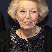 NLD/Amsterdam/20180305 - Première Bankier van het Verzet, Prinses Beatrix