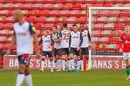 Walsall v Bolton Wanderers 121220