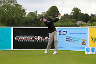 Tiernan McLarnon (AM) on the 5th tee during Round 1 of the Northern Ireland Open in Association with Sphere Global & Ulster Bank at Galgorm Castle Golf Club on Thursday 6th August 2015.<br /> Picture:  Thos Caffrey / www.golffile.ie