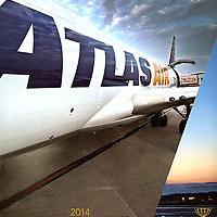Atlas Air Worldwide 2014 Annual Report Cover