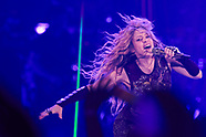 070318 Shakira Performs at WiZink Center in Madrid