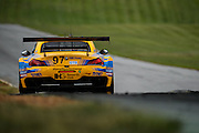 August 23, 2015: IMSA GT Race: Virginia International Raceway  #97,Paltalla, Marsal, Turner BMW Z4