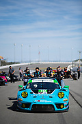 January 30-31, 2021. IMSA Weathertech Series. Rolex Daytona 24h:  #16 Wright Motorsports, Porsche 911 GT3R, Ryan Hardwick, Patrick Long, Klaus Bachler, Jan Heylen