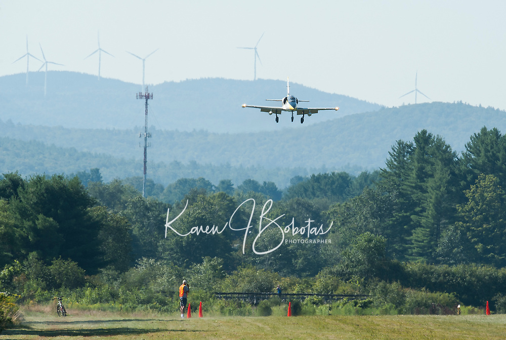 """A flight with Lakes Biplane to Newport Airfield for a """"fly in"""".     © Karen Bobotas Photographer"""