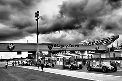 June 30, 2017 - Cicuit Nevers Magny-Cours, France - Ligne droite des stands  (Credit Image: © Panoramic via ZUMA Press)