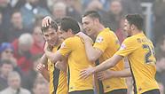 Hartlepool United v Southend United 060415