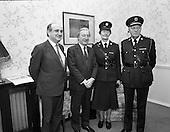 1989 - First Female Garda Superintendent.   (R97).